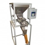 actionpac me109, coffee bagger, coffee filling machine, custom coffee weigh packaging machine, coffee packing machine, coffee filling equipment manufacturer