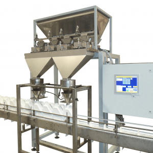 powder net weigh machine